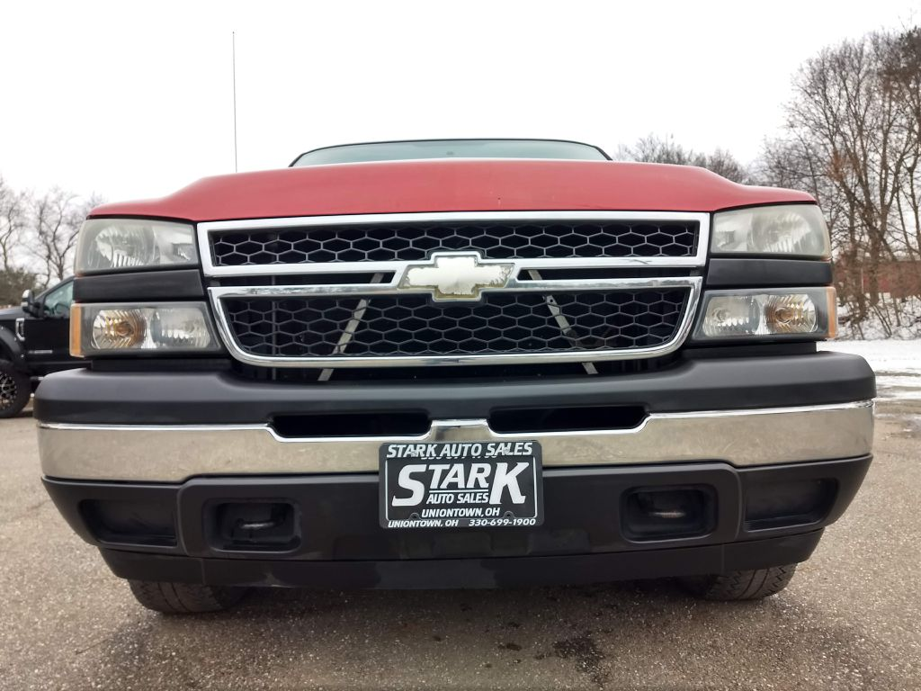 2007 CHEVROLET SILVERADO 1500  CLASSIC for sale at Stark Auto Sales