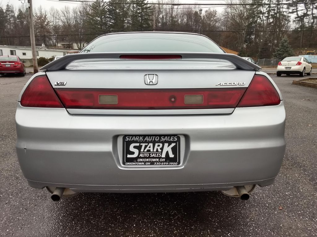2002 HONDA ACCORD LX for sale at Stark Auto Sales