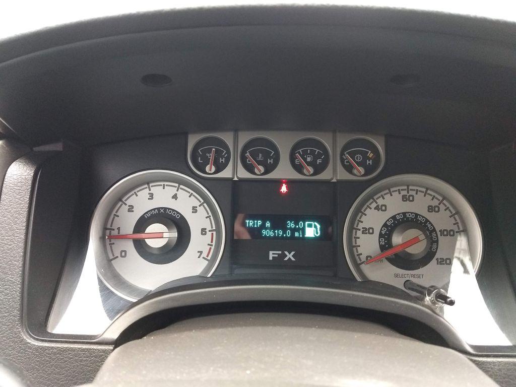 2010 FORD F150 SUPER CAB for sale at Stark Auto Sales