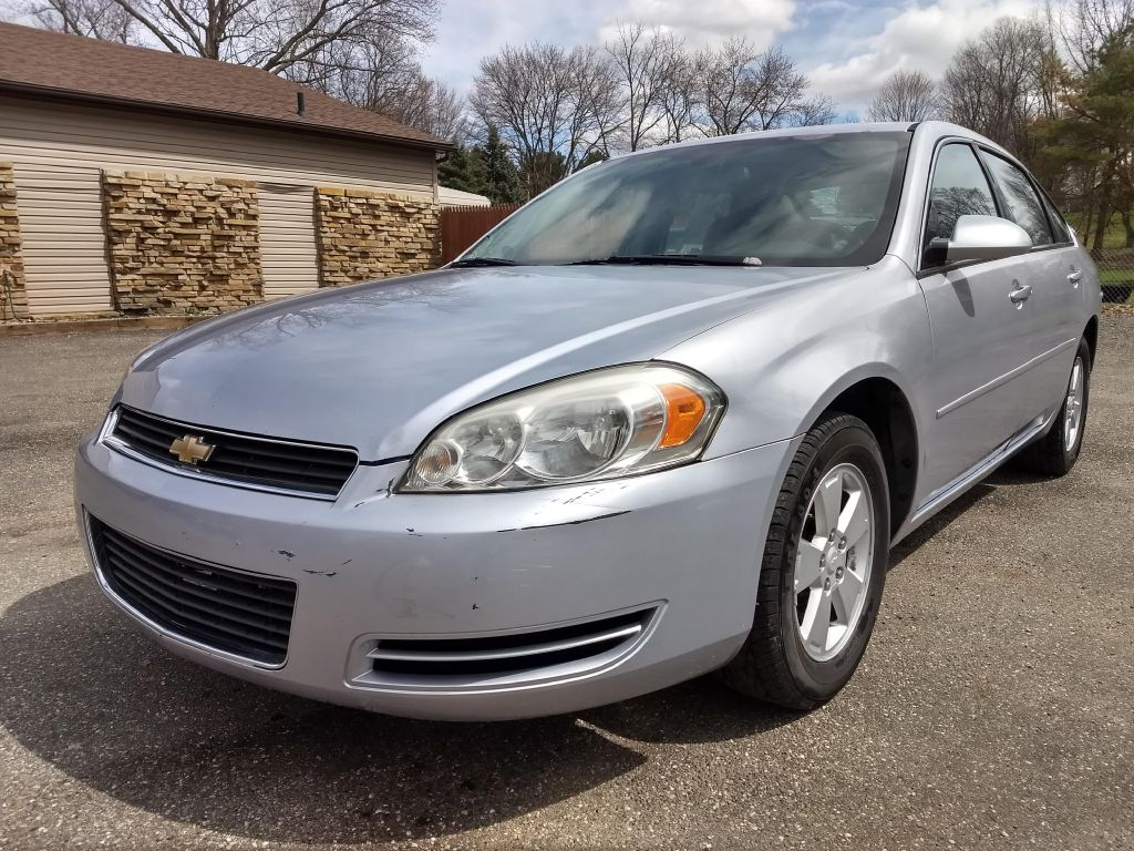 2006 CHEVROLET IMPALA LT for sale at Stark Auto Sales