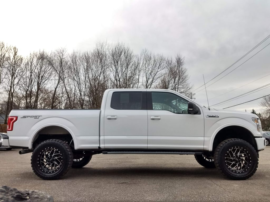 2017 FORD F150 SUPERCREW for sale at Stark Auto Sales