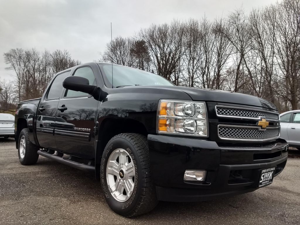 2013 CHEVROLET SILVERADO 1500  LTZ for sale at Stark Auto Sales