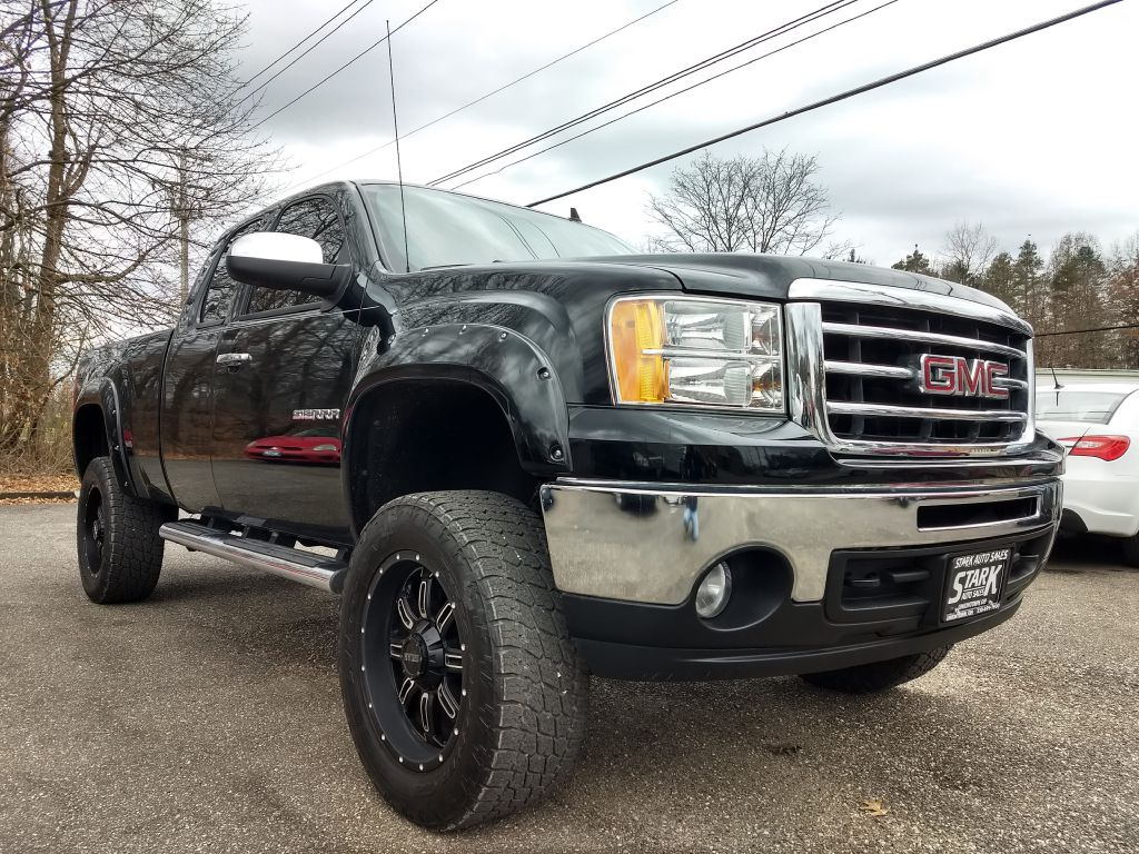 2012 GMC SIERRA 1500 SLE for sale at Stark Auto Sales