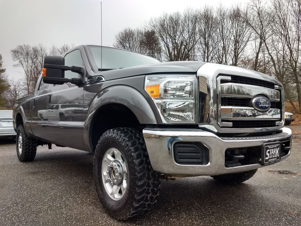 2014 FORD F250 SUPER DUTY for sale at Stark Auto Sales