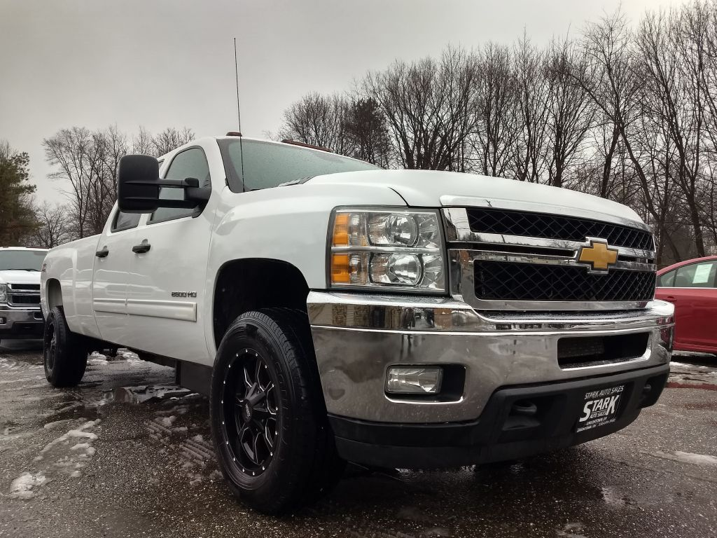 2013 CHEVROLET SILVERADO 2500  HEAVY DUTY LT for sale at Stark Auto Sales