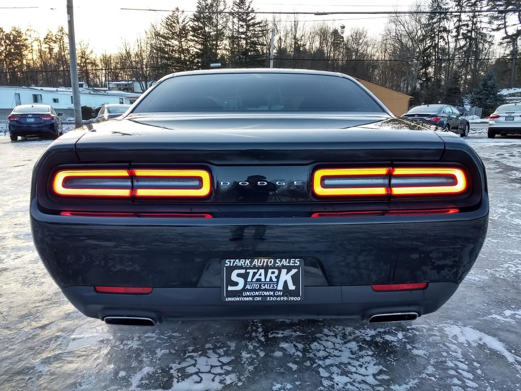 2016 DODGE CHALLENGER SXT for sale at Stark Auto Sales