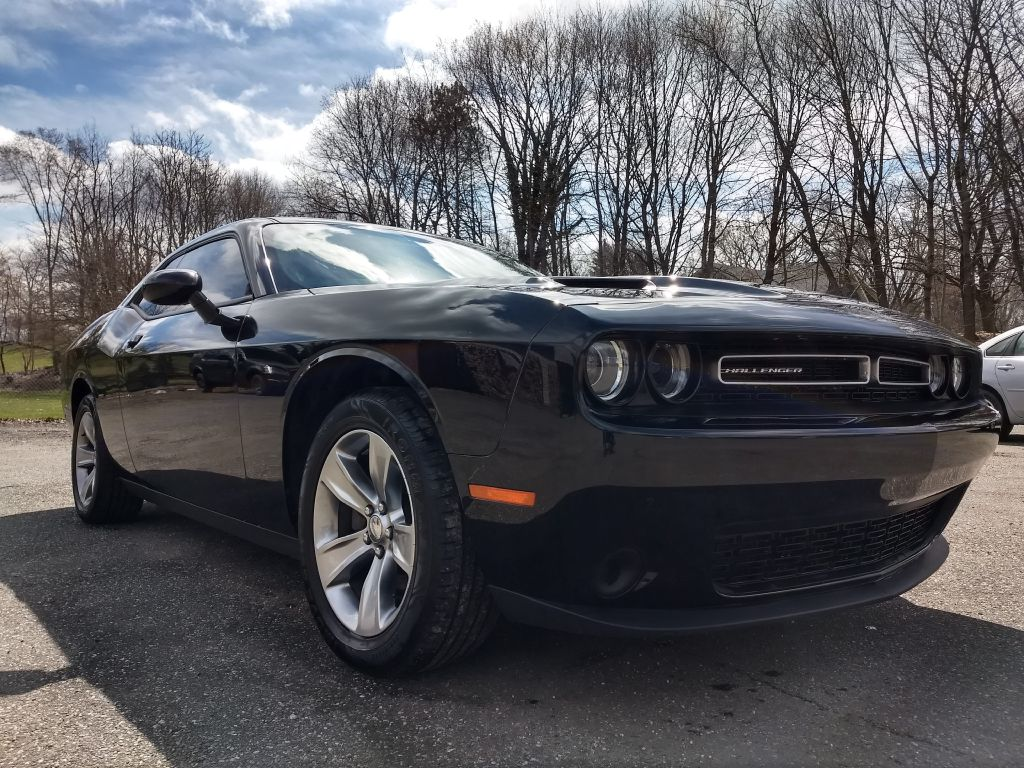 2016 DODGE CHALLENGER SXT for sale at Stark Auto Sales