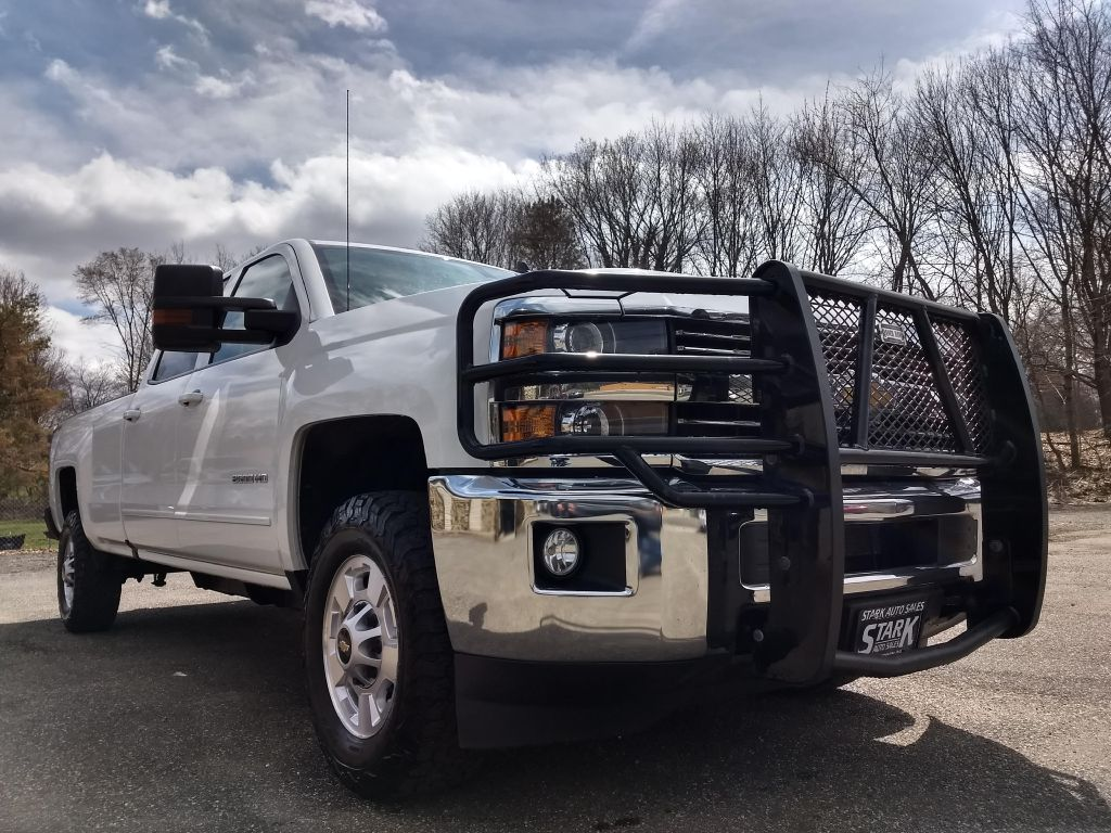 2016 CHEVROLET SILVERADO 2500  HEAVY DUTY LT for sale at Stark Auto Sales