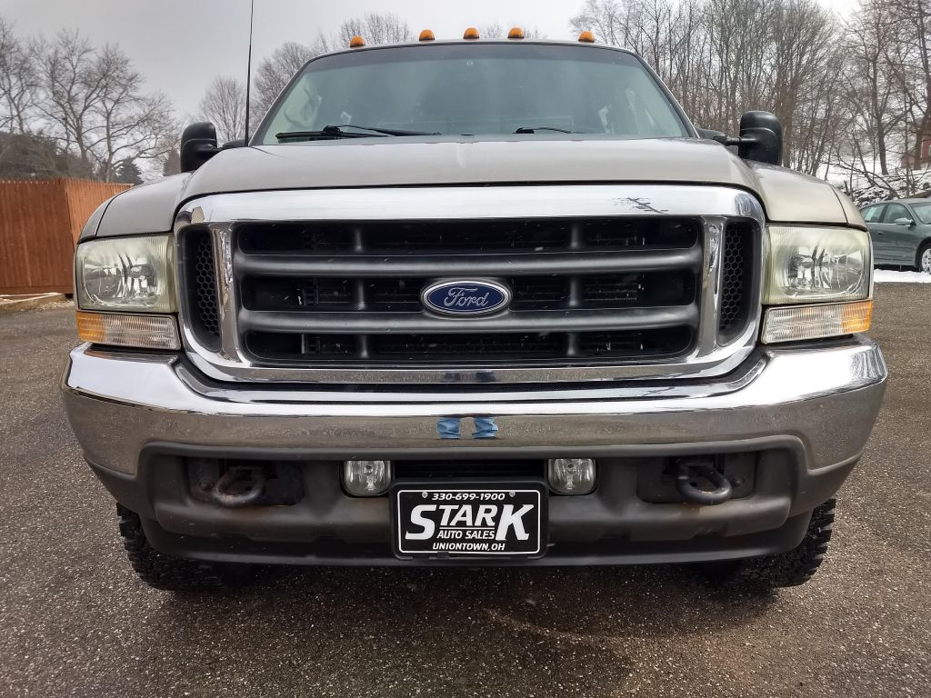 2002 FORD F250 SUPER DUTY for sale at Stark Auto Sales