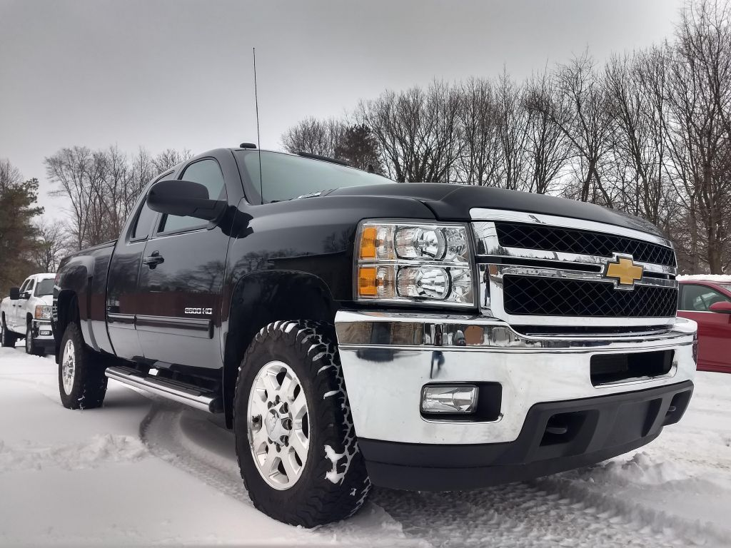 2013 CHEVROLET SILVERADO 2500  HEAVY DUTY LTZ for sale at Stark Auto Sales