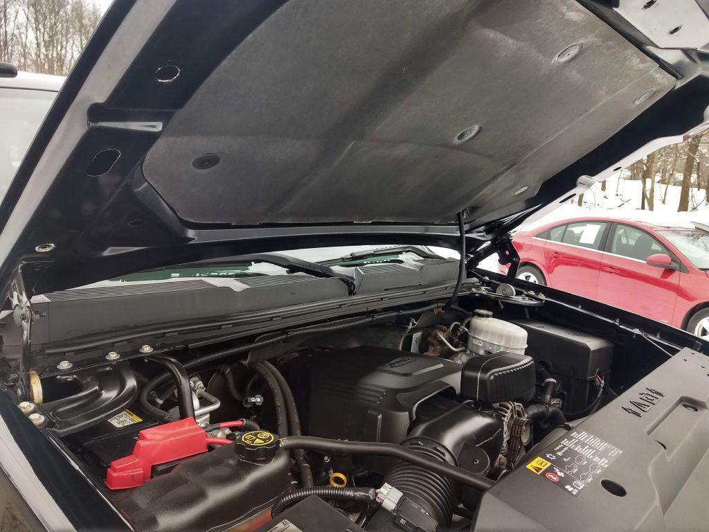 2013 CHEVROLET SILVERADO 2500  HEAVY DUTY LTZ for sale at Stark Auto Sales