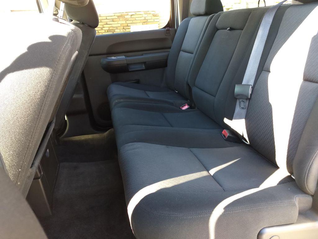 2010 CHEVROLET SILVERADO 2500  HEAVY DUTY LT for sale at Stark Auto Sales