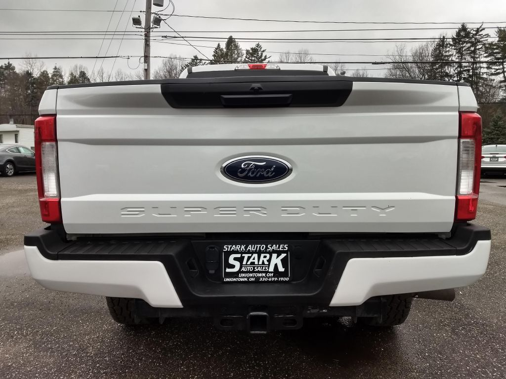 2017 FORD F250 SUPER DUTY for sale at Stark Auto Sales