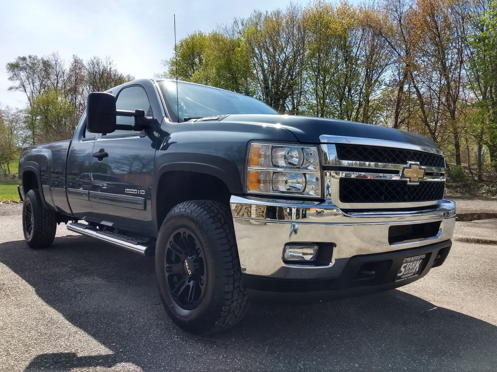 2011 CHEVROLET SILVERADO 2500 HEAVY DUTY LT for sale at Stark Auto Sales