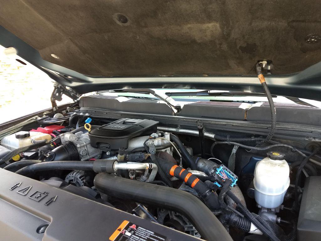 2011 CHEVROLET SILVERADO 2500 HEAVY DUTY LT for sale at Stark Auto Sales