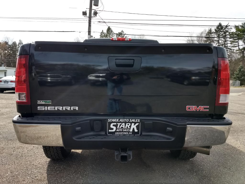 2012 GMC SIERRA 1500 SL for sale at Stark Auto Sales