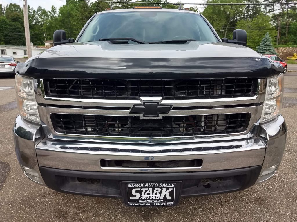 2008 CHEVROLET SILVERADO 3500  for sale at Stark Auto Sales