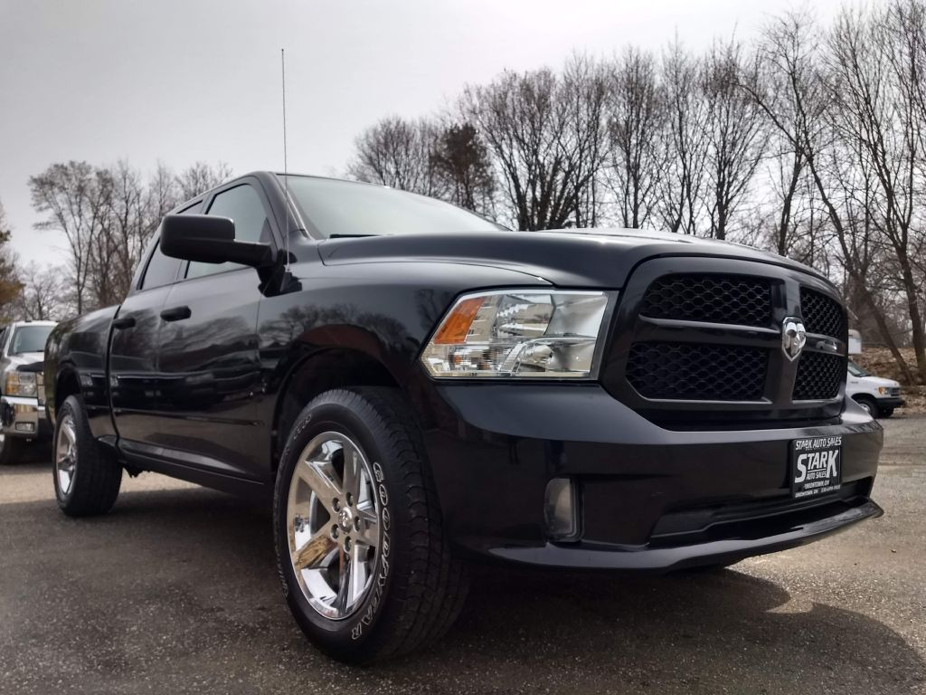 2017 RAM 1500 ST for sale at Stark Auto Sales