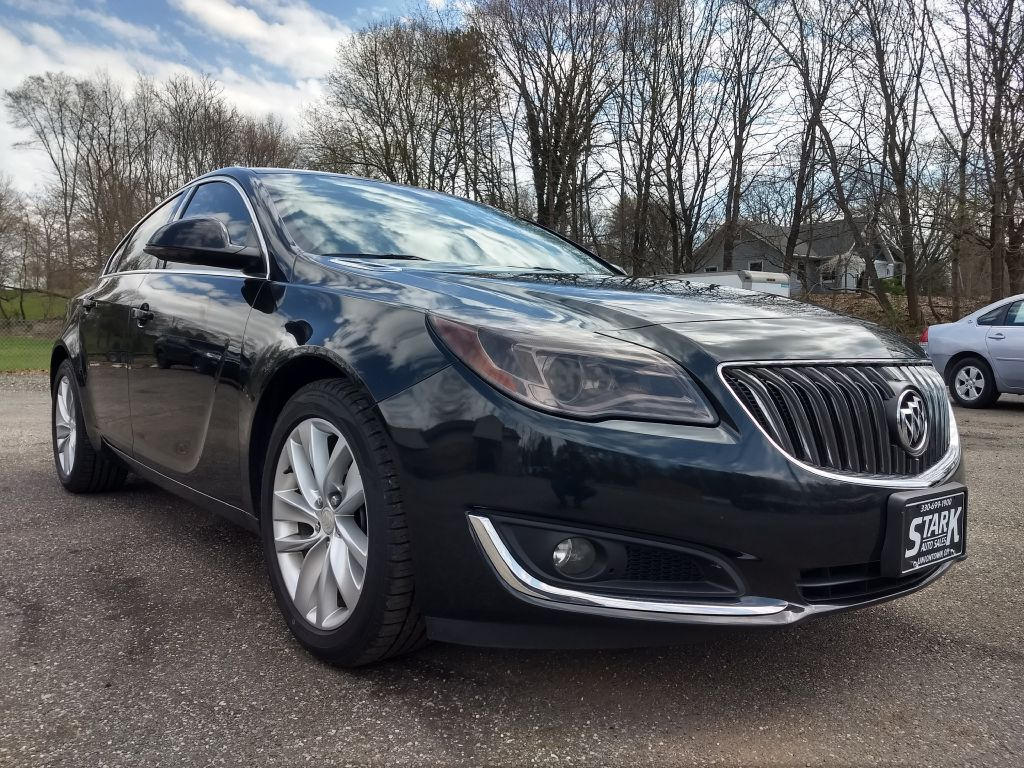 2014 BUICK REGAL  for sale at Stark Auto Sales
