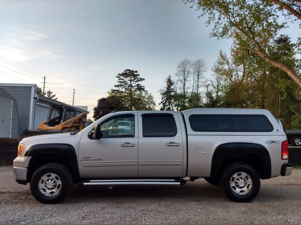 2008 GMC SIERRA 2500 HEAVY DUTY for sale at Stark Auto Sales