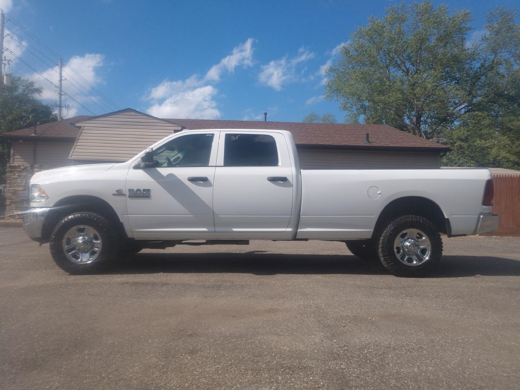2017 RAM 3500 ST for sale at Stark Auto Sales