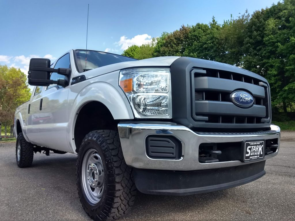 2015 FORD F250 SUPER DUTY for sale at Stark Auto Sales