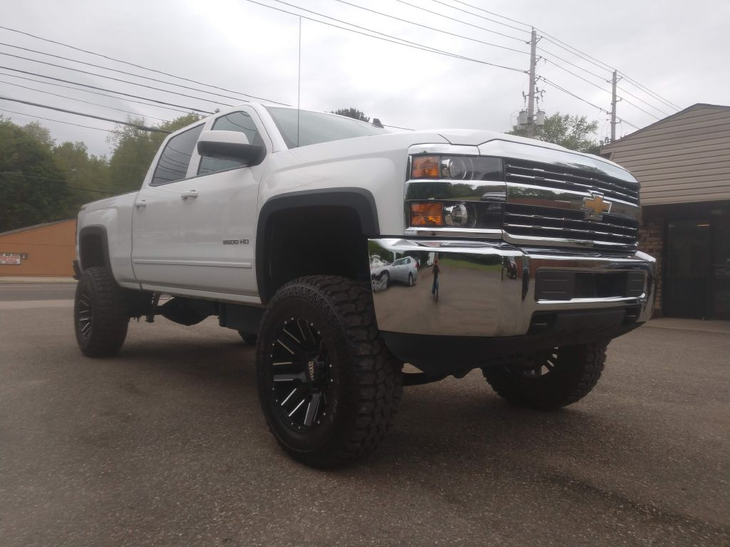 2015 CHEVROLET SILVERADO 2500 HEAVY DUTY LT for sale at Stark Auto Sales