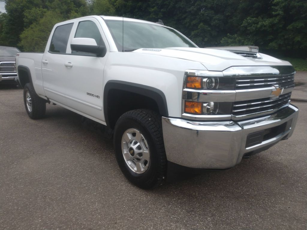 2017 CHEVROLET SILVERADO 2500 HEAVY DUTY LT for sale at Stark Auto Sales