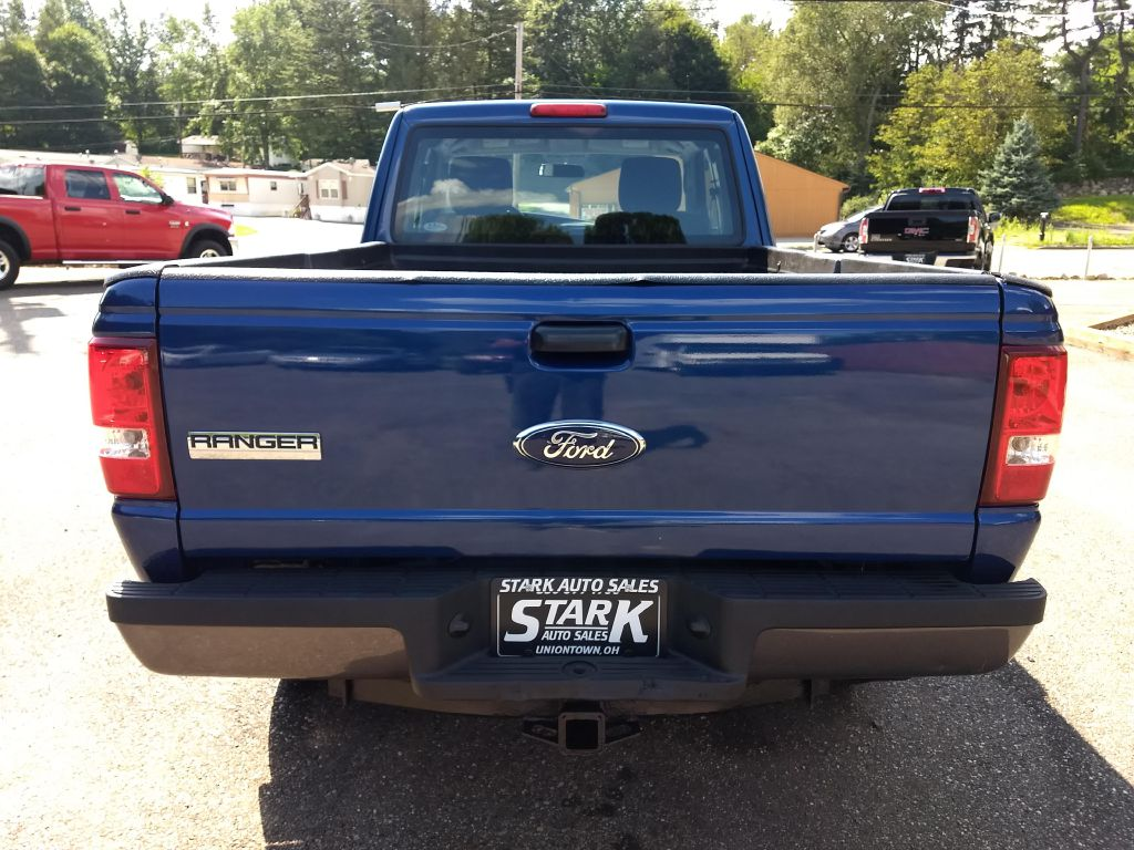 2010 FORD RANGER SUPER CAB for sale at Stark Auto Sales