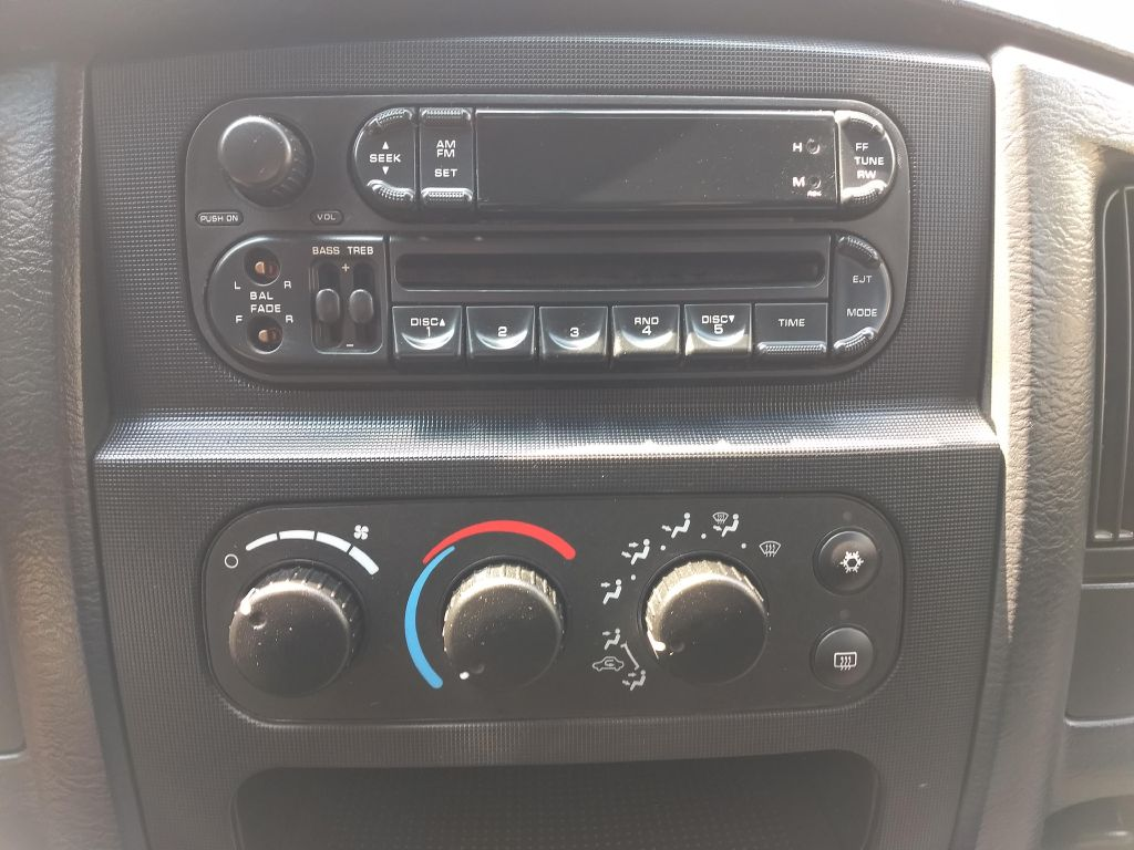 2004 DODGE RAM 3500 ST for sale at Stark Auto Sales