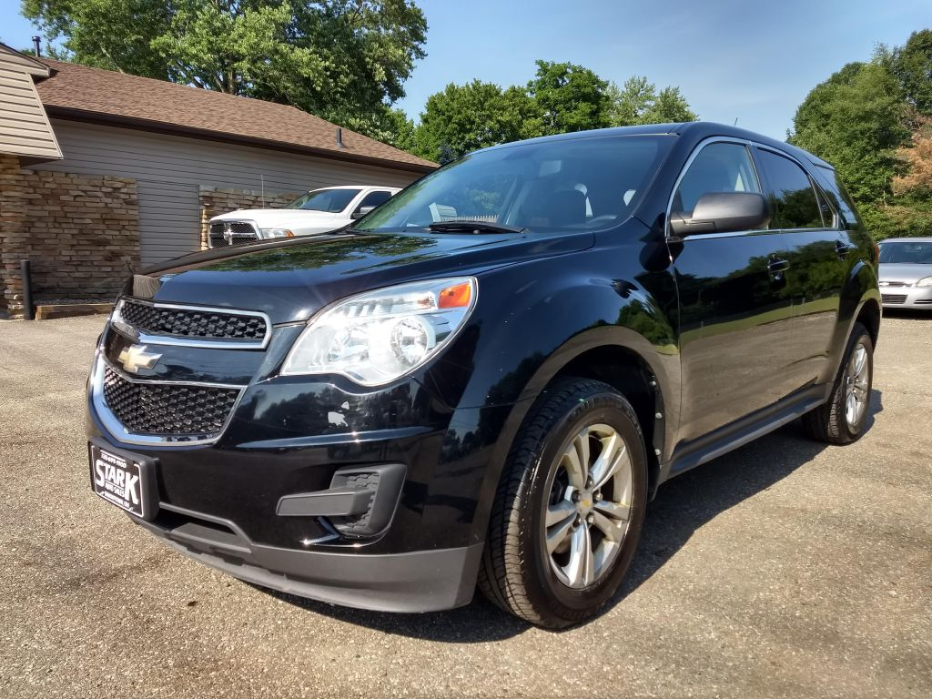 2010 CHEVROLET EQUINOX LS for sale at Stark Auto Sales