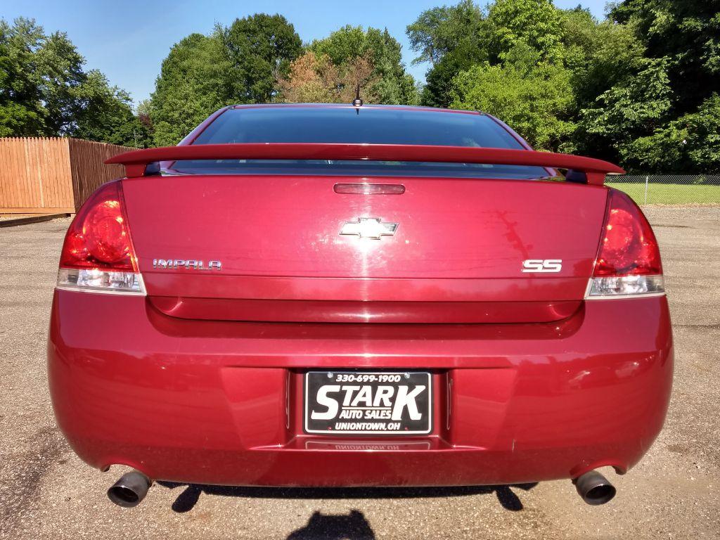 2007 CHEVROLET IMPALA SUPER SPORT for sale at Stark Auto Sales
