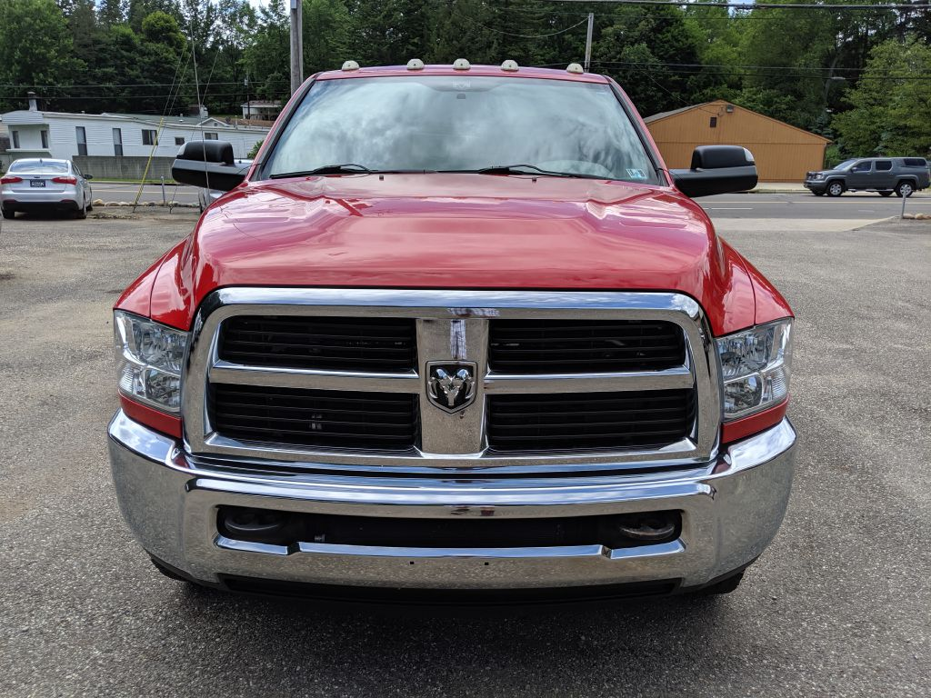 2012 DODGE RAM 2500 ST for sale at Stark Auto Sales