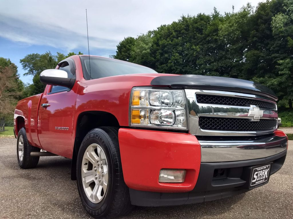 2012 CHEVROLET SILVERADO 1500  for sale at Stark Auto Sales