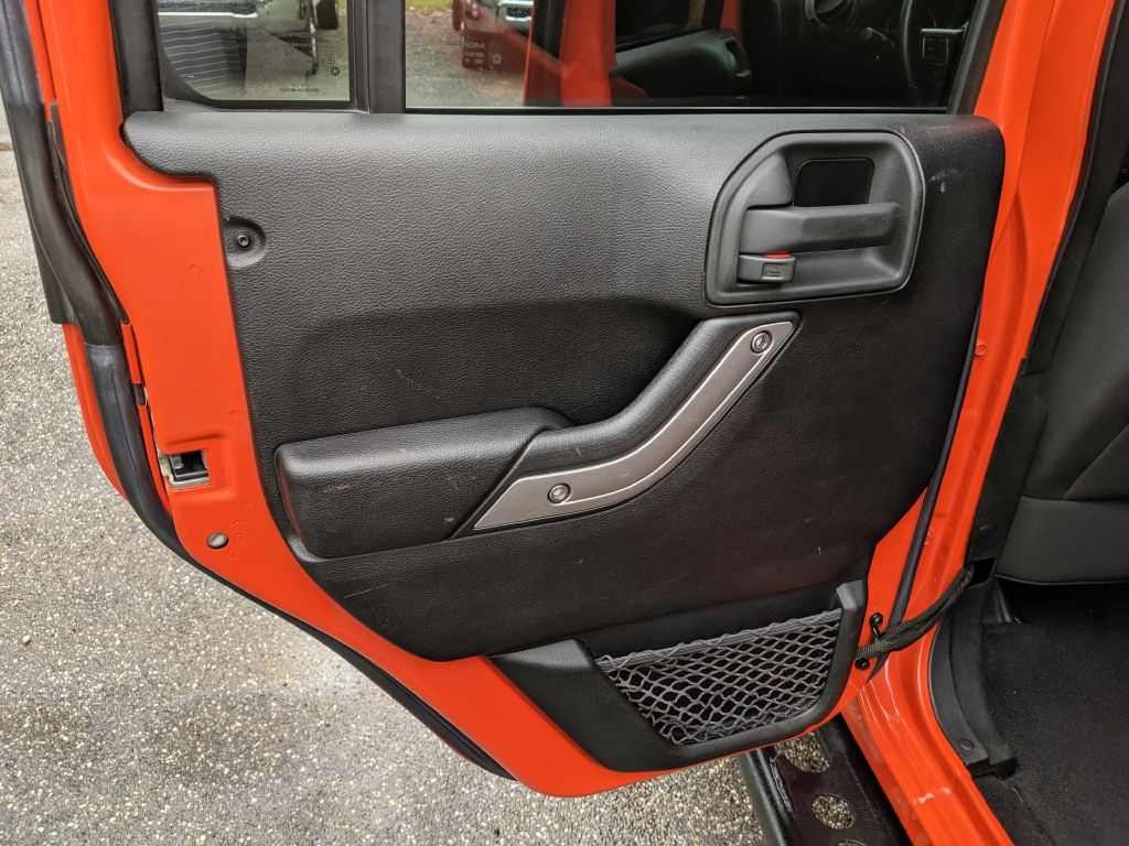 2015 JEEP WRANGLER UNLIMI SPORT for sale at Stark Auto Sales