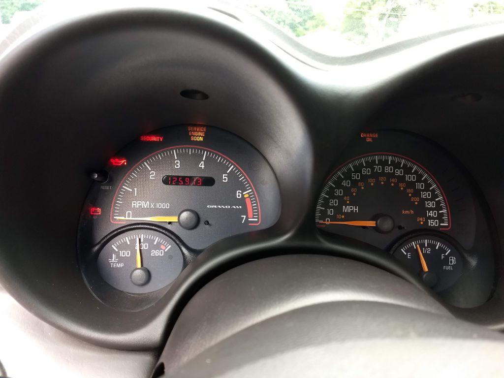 2004 PONTIAC GRAND AM GT for sale at Stark Auto Sales