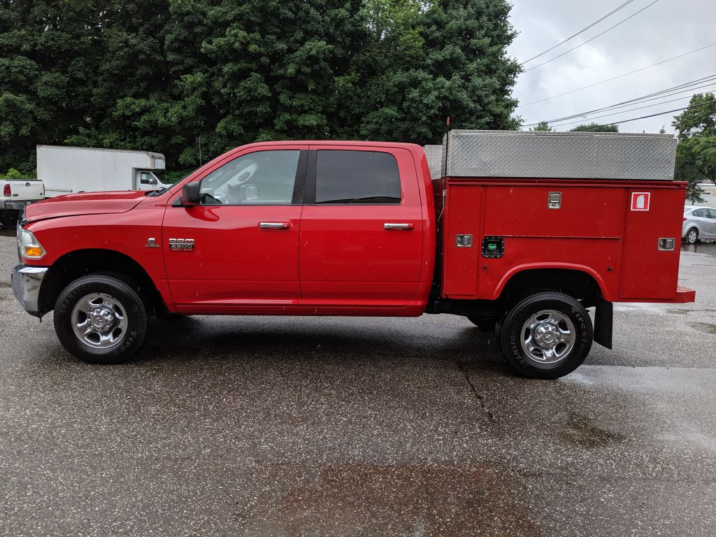 2012 DODGE RAM 2500 SLT for sale at Stark Auto Sales