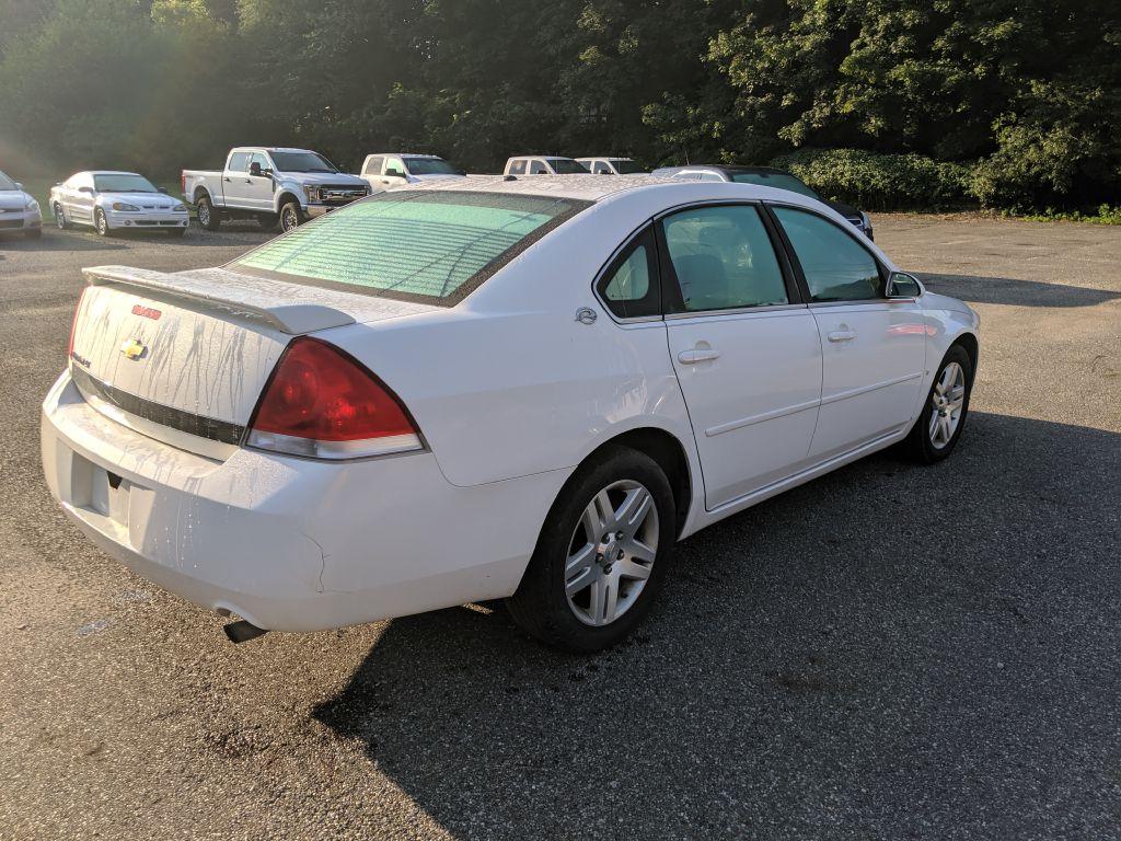 2007 CHEVROLET IMPALA LT for sale at Stark Auto Sales
