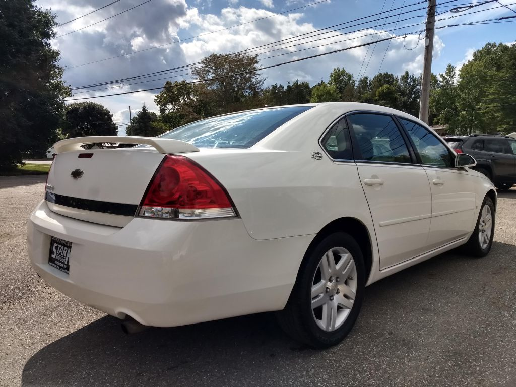 2007 CHEVROLET IMPALA LT for sale at Stark Auto Sales