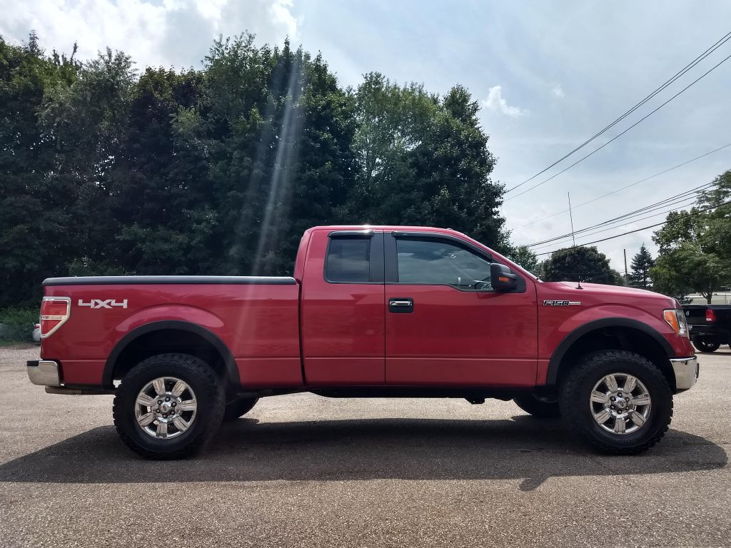 2011 FORD F150 SUPER CAB for sale at Stark Auto Sales