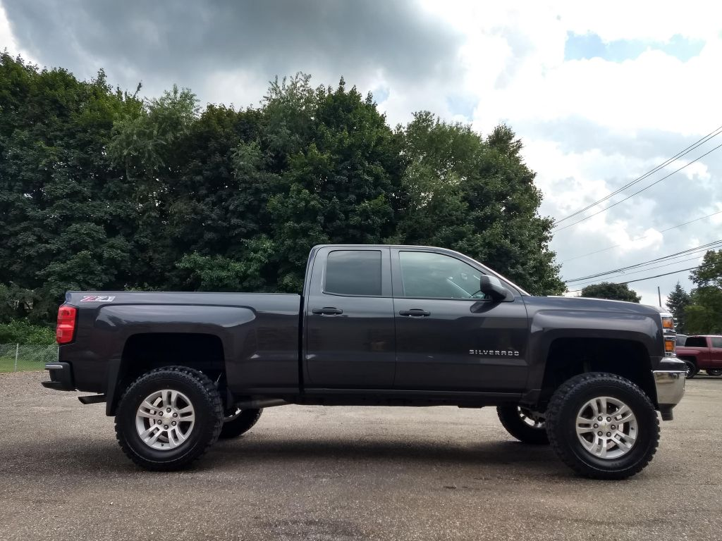 2014 CHEVROLET SILVERADO 1500 LT for sale at Stark Auto Sales