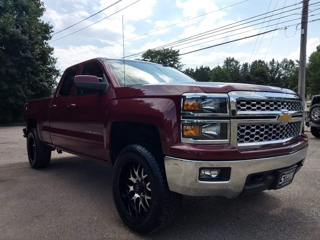 2015 CHEVROLET SILVERADO 1500 LT for sale at Stark Auto Sales