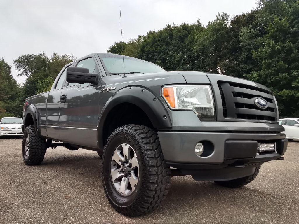 2013 FORD F150 SUPER CAB for sale at Stark Auto Sales