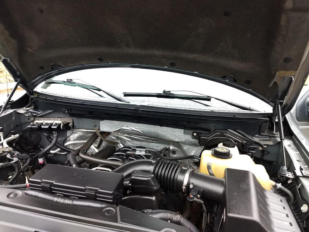 2013 FORD F150 SUPER CAB for sale at Stark Auto Sales
