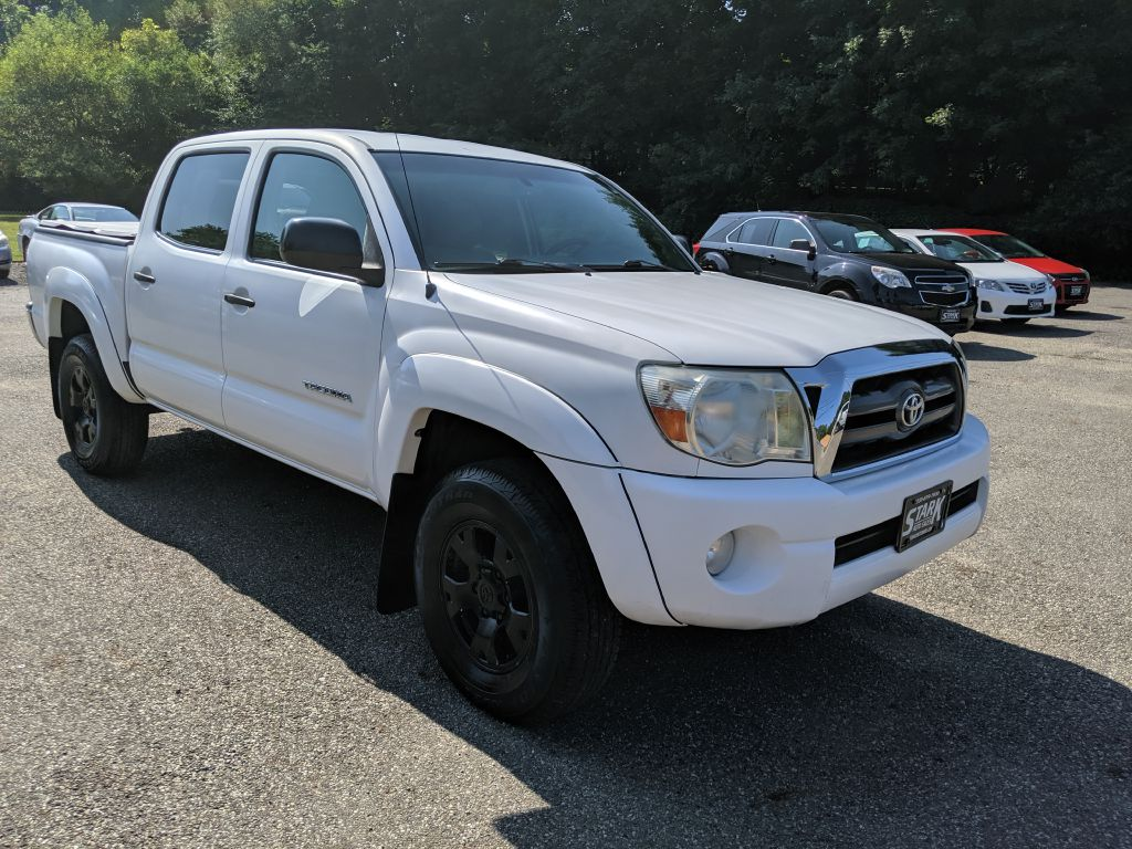 2009 TOYOTA TACOMA DOUBLE CAB for sale at Stark Auto Sales