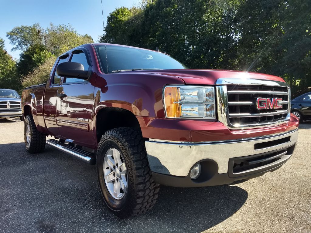 2009 GMC SIERRA 1500 for sale at Stark Auto Sales