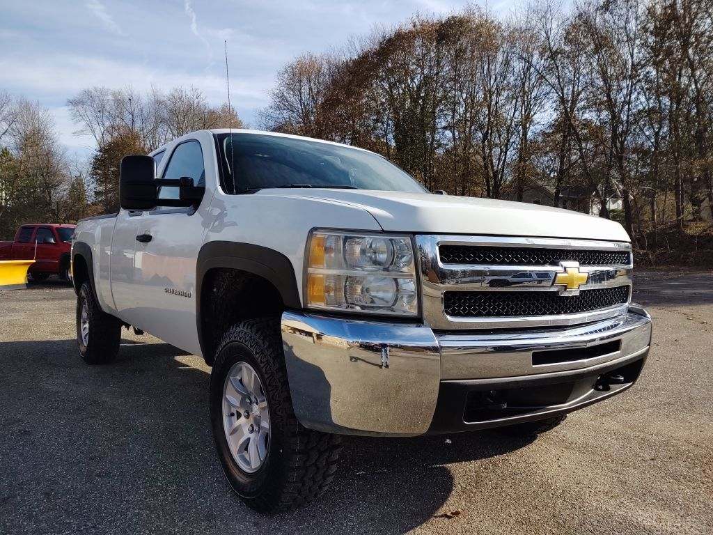 2010 CHEVROLET SILVERADO 1500  for sale at Stark Auto Sales