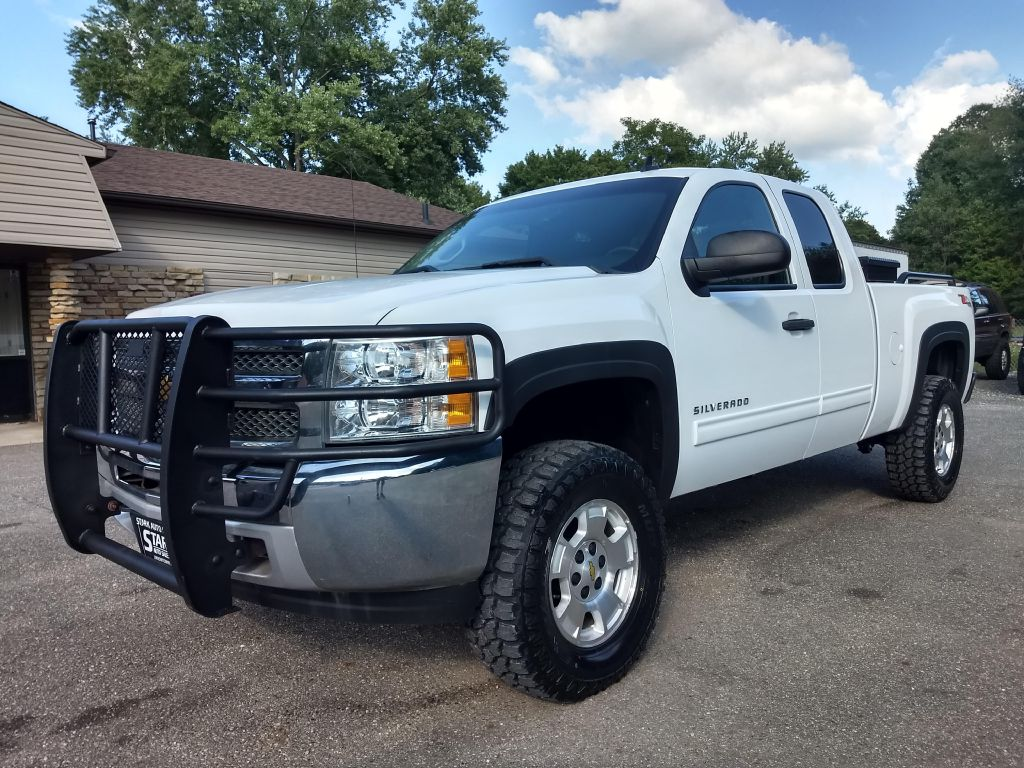 2012 CHEVROLET SILVERADO 1500 LT for sale at Stark Auto Sales
