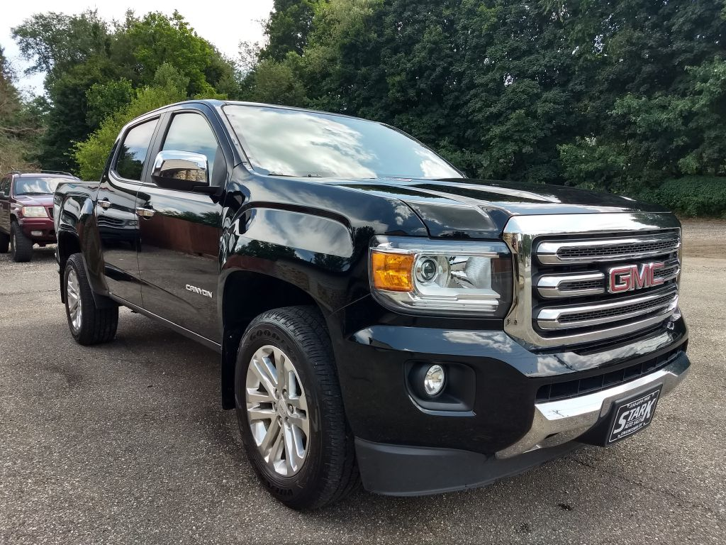 2017 GMC CANYON SLT for sale at Stark Auto Sales