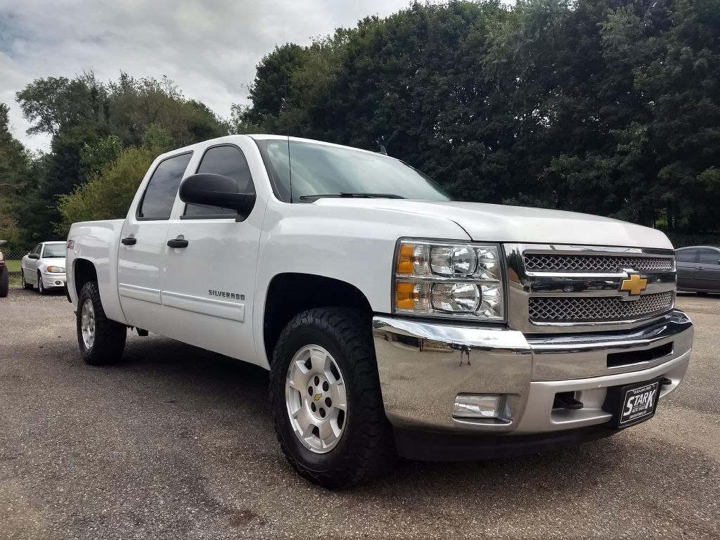 2013 CHEVROLET SILVERADO 1500 LT for sale at Stark Auto Sales